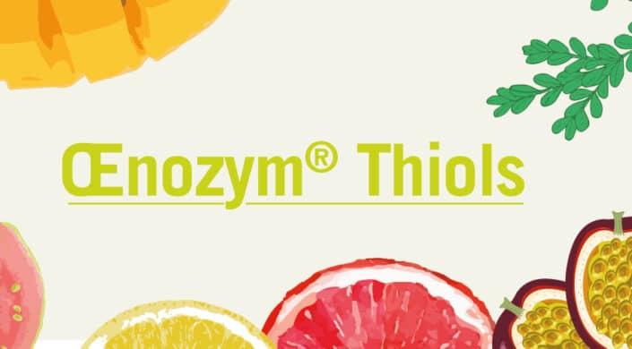 Œnozym<sup>®</sup> Thiols: rinfresca il tuo vino durante l'affinamento