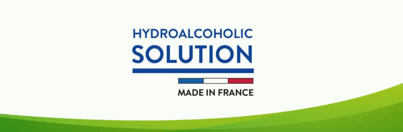 Covid-19 : we distribute hydroalcoholic solution!