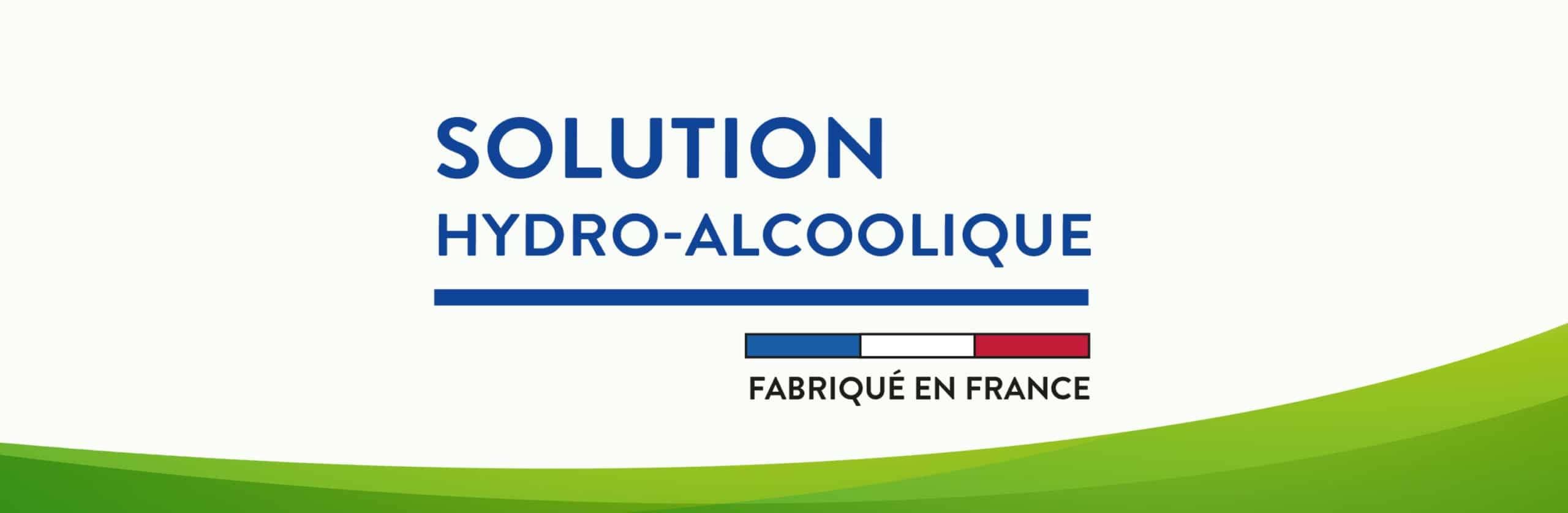 Covid-19 : nous distribuons de la solution hydroalcoolique !