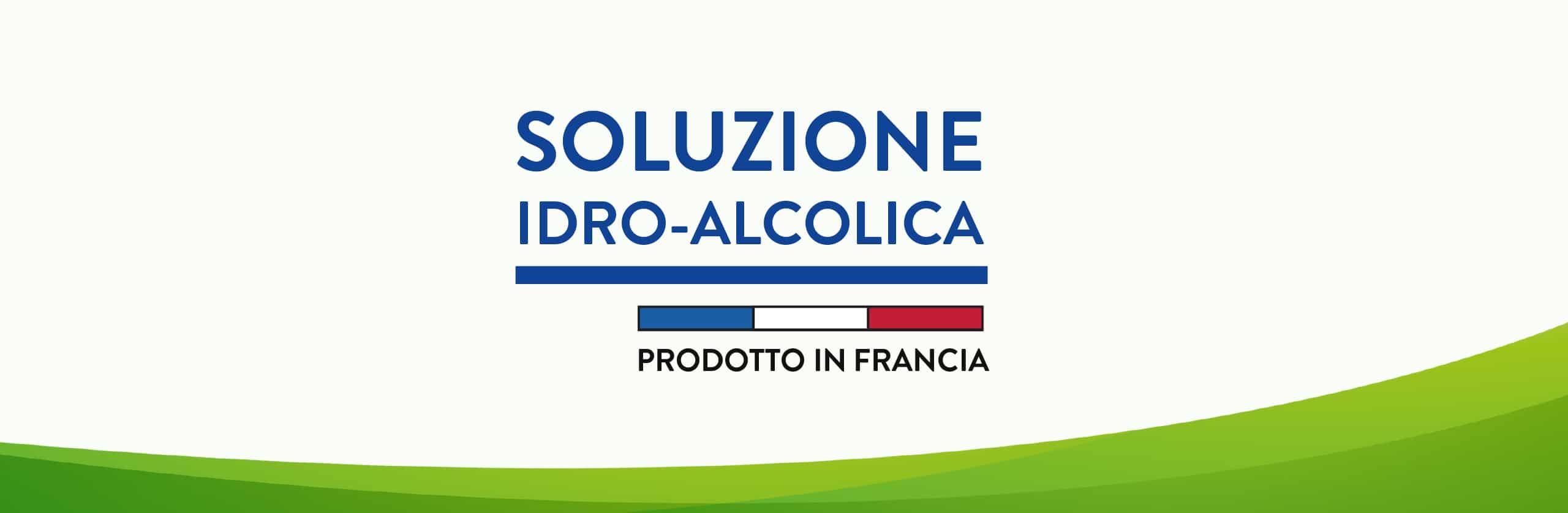 Covid-19 : distribuiamo la soluzione idro-alcolica!