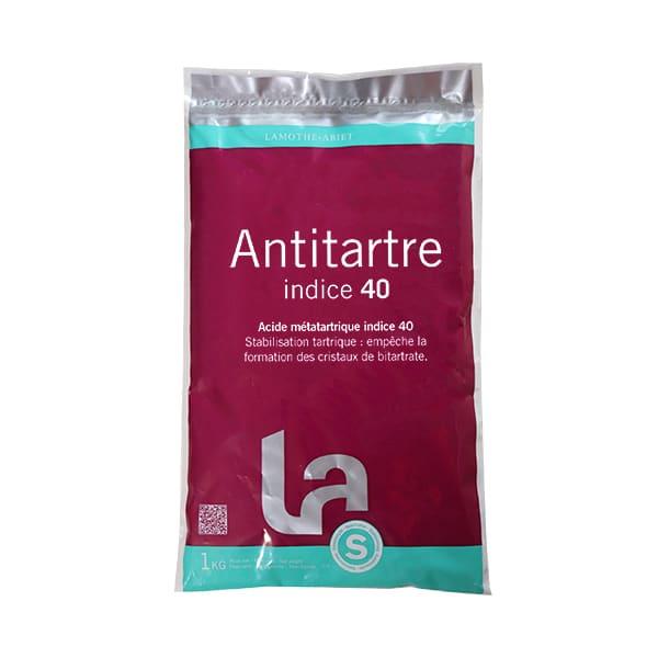 Antitartre</br>indice 40