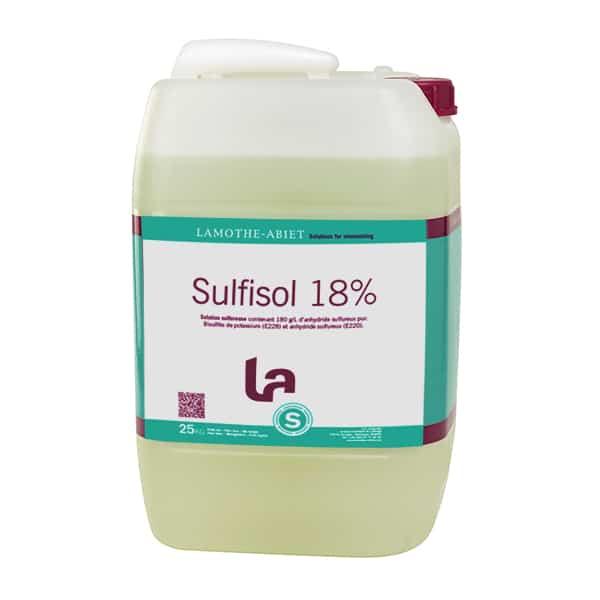 Sulfisol 18%